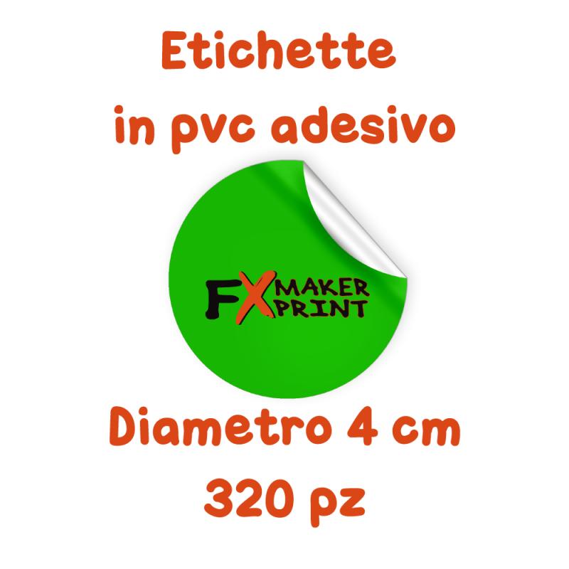 Adesivi personalizzati fxmakerprint
